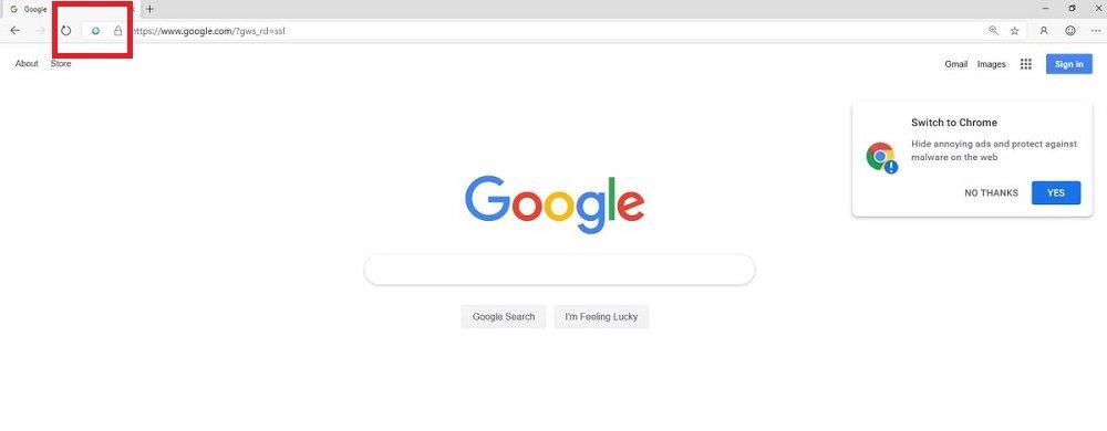 internet explorer mode in edge browser
