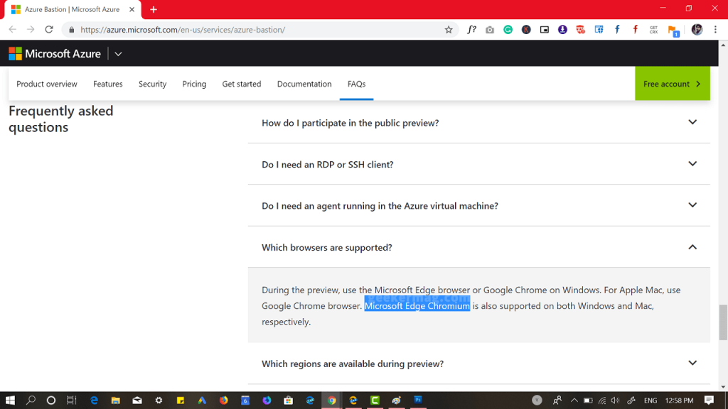 Rumor: Is Microsoft Edge Chromium is the official name for New Edge Browser?