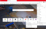 how to report unsafe site in edge browser