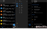 how to enable dark mode in outlook for android