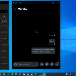 How to Enable Split View Mode in Skype - Split Screen