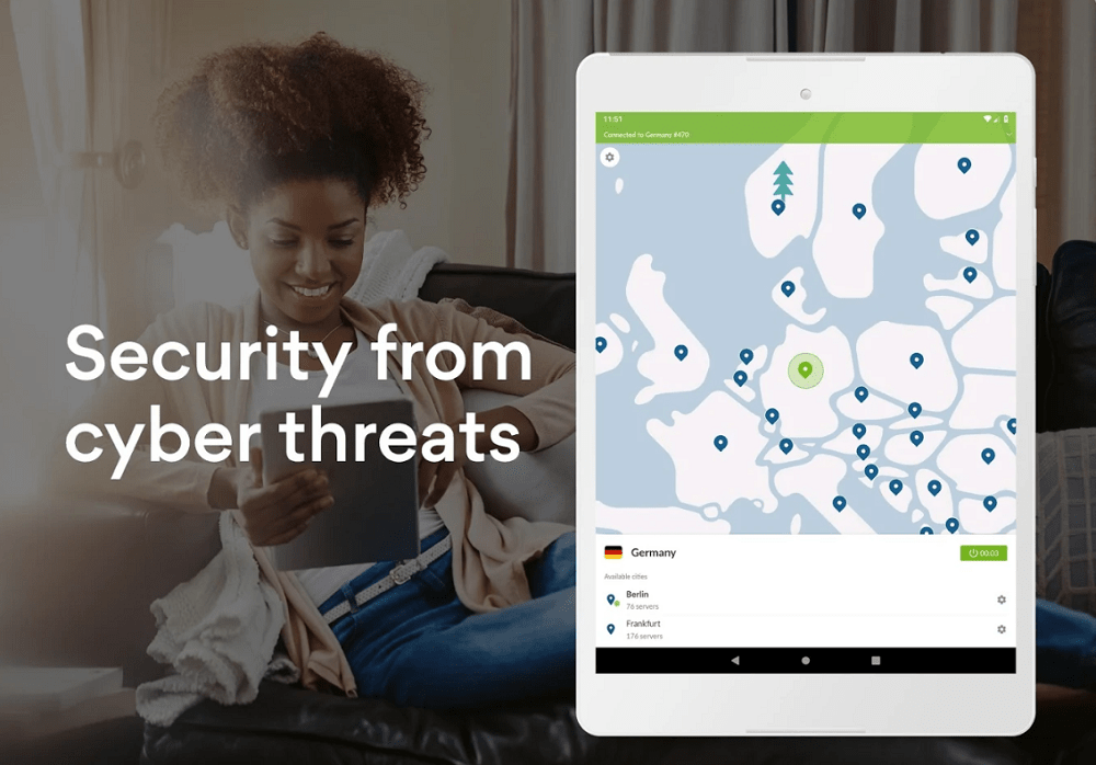 nordvpn for android and ios