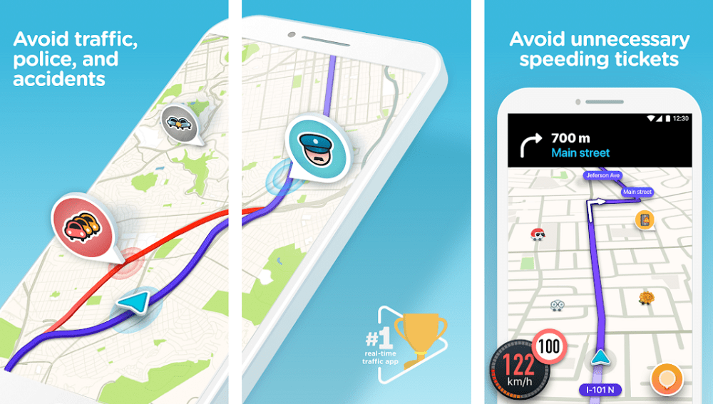 waze for android and ios