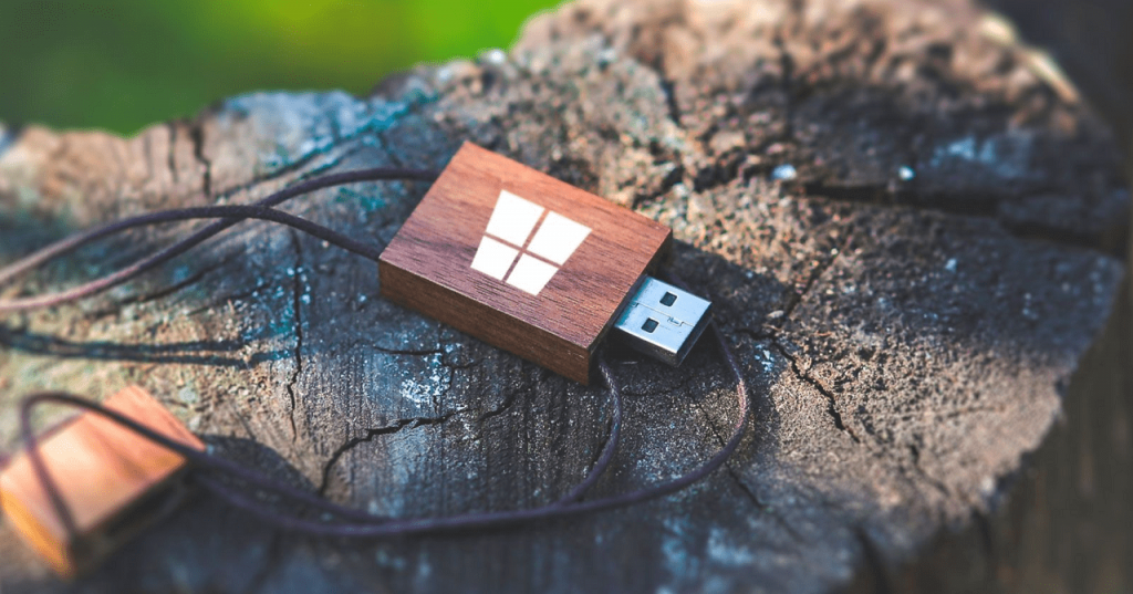 how to make windows 10 bootable usb from iso using diskpart