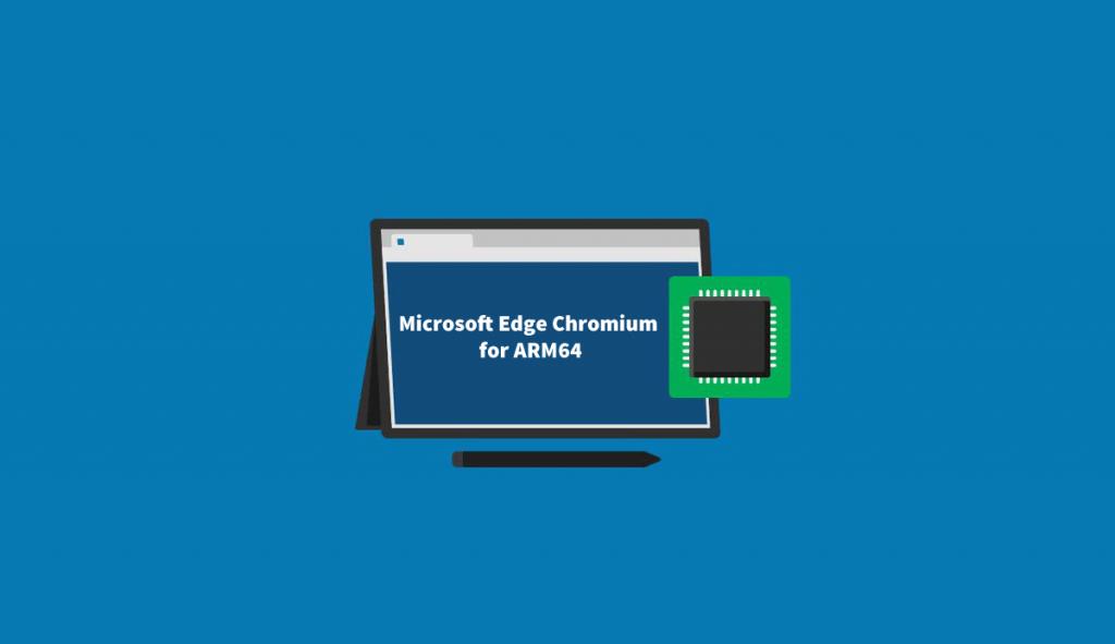edge chromium for arm64