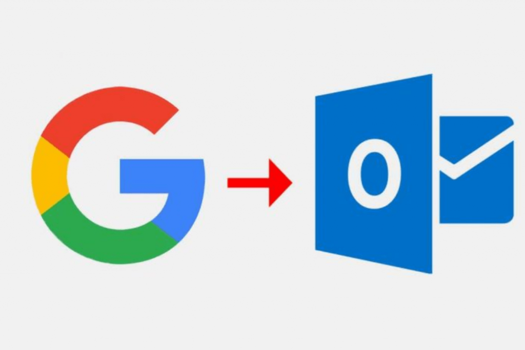 how to integrate gmail to outlook.com