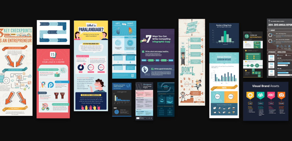 20+ Best Tools to Create an Infographic Online - 2019