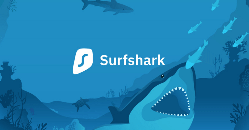 Surfshark - free vpn for windows
