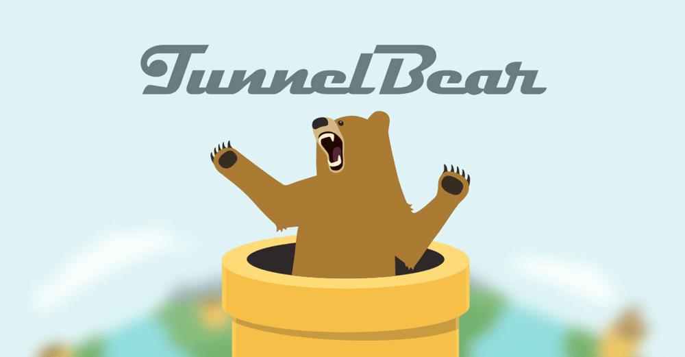 TunnelBear - Secure VPN Service