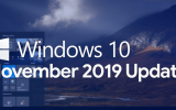 How to get windows 10 november 2019 Update