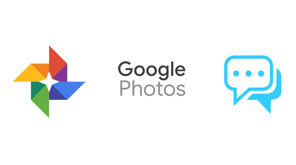 How to Send Messages on Google Photos app
