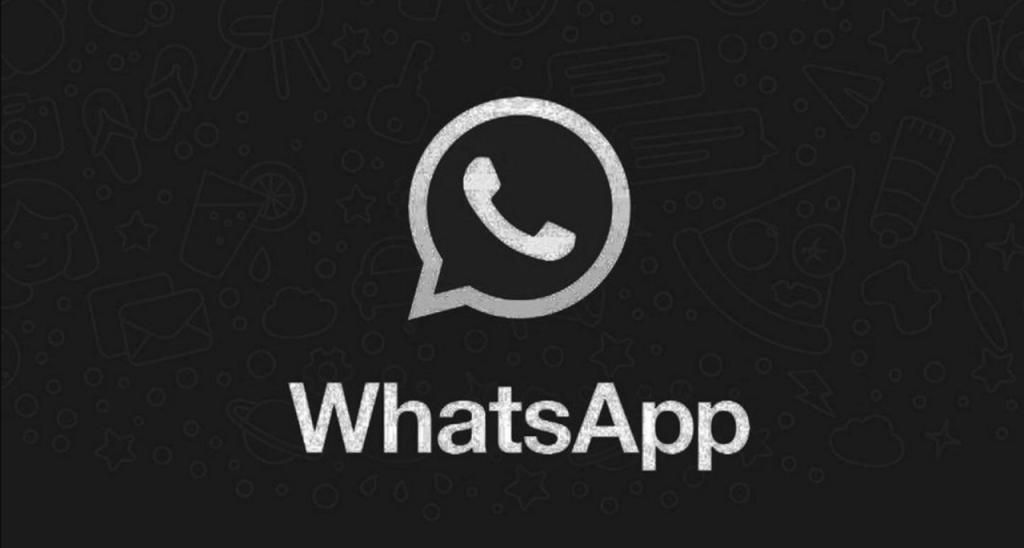 dark theme in whatsapp app