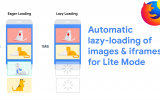 How to Enable Lazy Loading for Images and Iframes in Firefox 75 (Nightly)