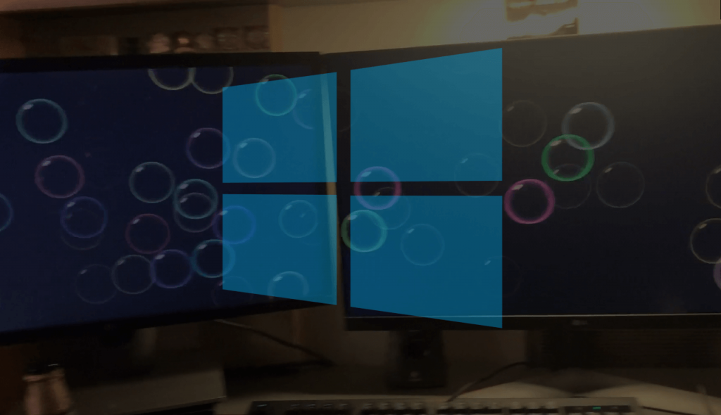 Fix - Windows 10 Bubbles in Screensaver Moving too Fast