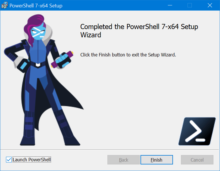 powershell 7 3