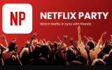 How to Chat With Friends While Watching Netflix using Netflix Party