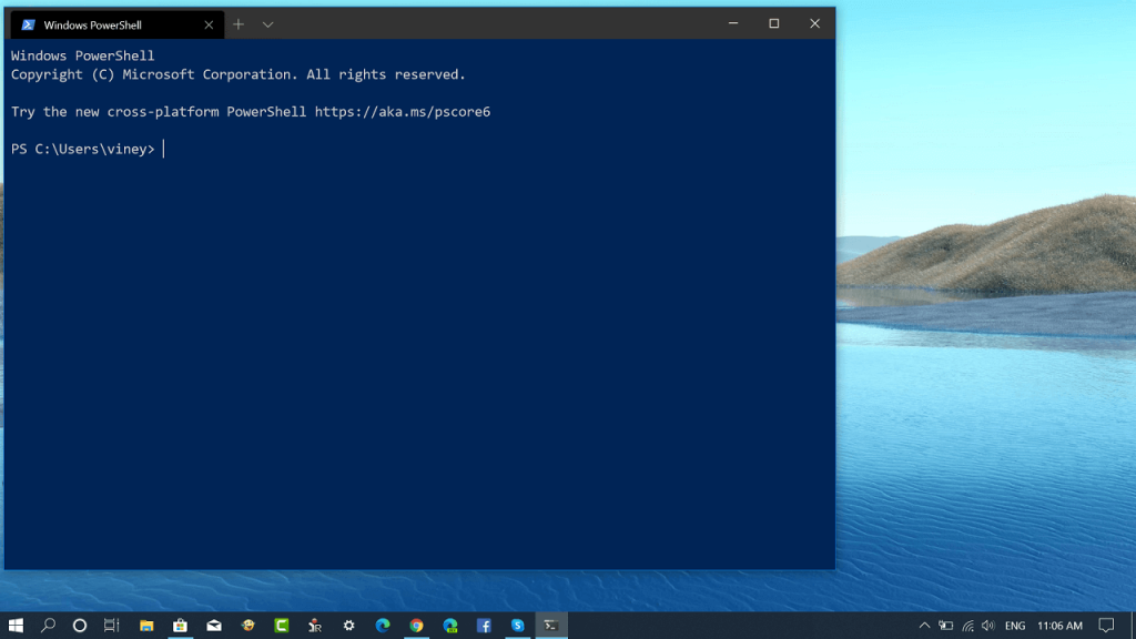 How to Download and Install Windows Terminal (Preview) app for Windows 10