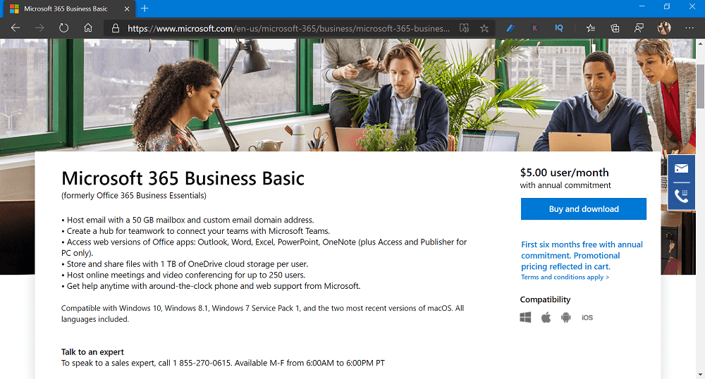 How to Use Microsoft 365 Business Basic Free for Six Month
