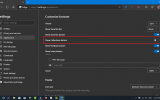 How to Show or Hide Collections Button in Toolbar of Microsoft Edge