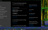 Windows 10's Defender fails with threat service has stopped error