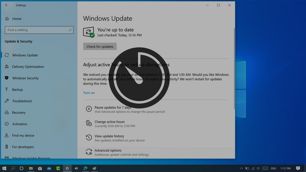 How to Delay Windows 10 May 2020 Update (Version 2004, Build 19041)