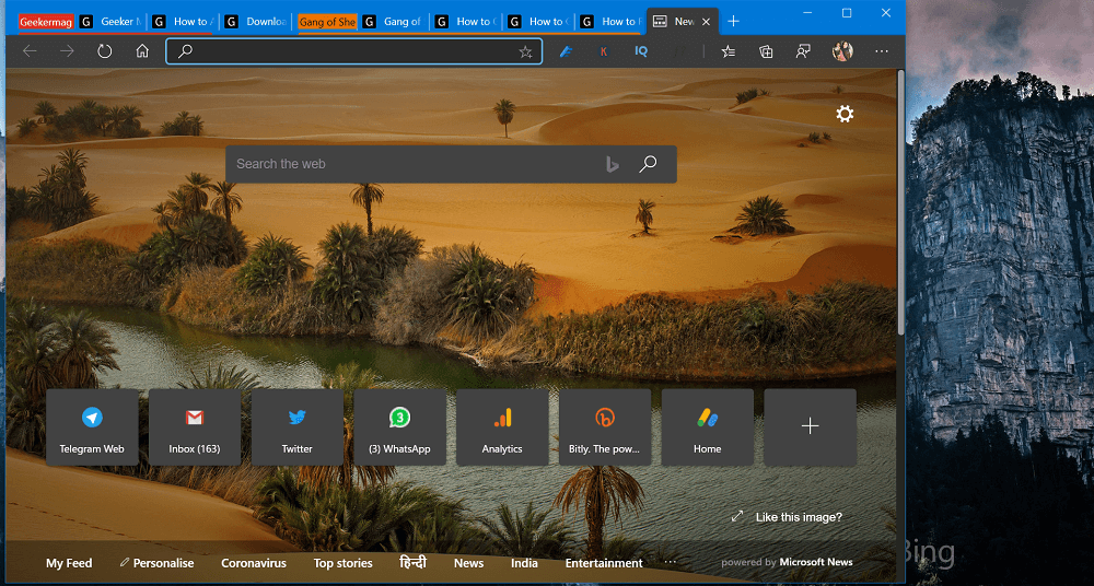 How to Enable Tab Groups Feature in Microsoft Edge