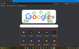 How to Create Website Shortcut on Chrome New Tab Page