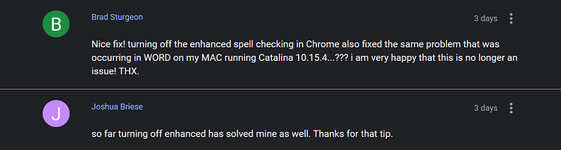 spell check issue fixed 1