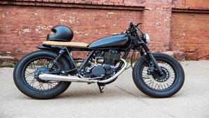Vintage Motorcycle Premium theme for windows 10