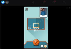Basketball FRVR - facebook instant game