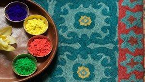 color of holi premium theme