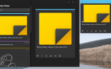 Microsoft Sticky Notes to get Enlarge Mode and Hashtag Support