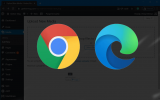 In Chrome & Edge v85 Dragging and Dropping files in the Content area will open in New Tab