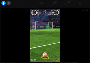 Golden Boots - facebook instant games