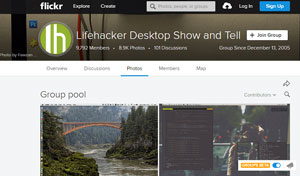 download rainmeter skins from lifehacker desktop show and tell