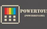 How to Batch rename files in windows 10 using PowerToys (PowerRename)