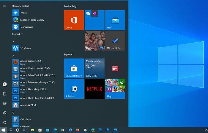 Fix: Windows 10 Start Button Not Working?