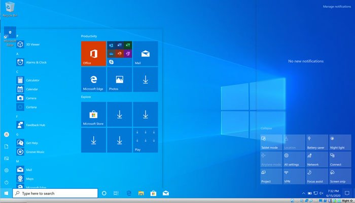 Installing Windows 10 v2004 in VirtualBox has a bug that people are loving