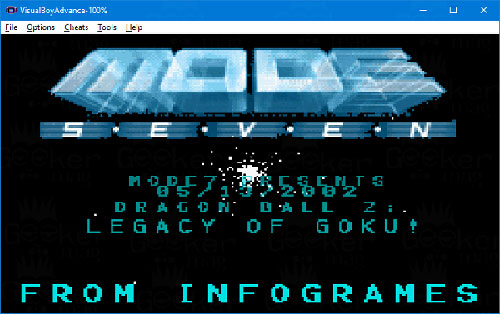 VisualBoy Advance Emulator for windows 10