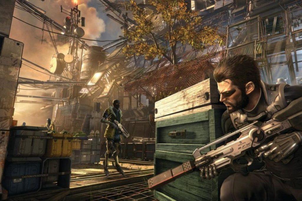 Deus Ex Game