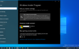 How to Join Windows 10 Insider Preview Program