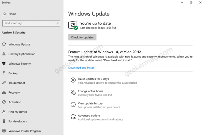 How to Download Windows 10 October 2020 Update Version 20H2 ISO Images from Microsoft