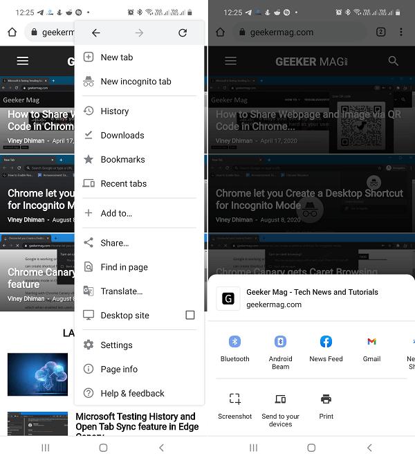 Take Long Screenshot or Scrolling Screenshot in Chrome