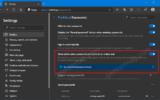 Microsoft Edge v86 get Password Manager, gives you leak alerts
