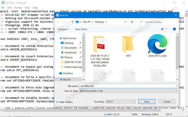 Use Media Creation Tool to Download Any Windows 10 Version
