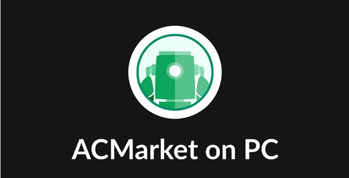 How to Download ACMarket on PC or Mac