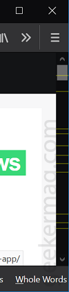 change highlight color firefox 1