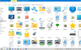 Download New Windows 10 icons for all Version of Windows (7 & 8)