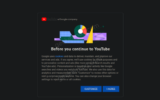 Turn Off 'Before You Continue To Youtube' Message in Chrome, Edge & Firefox