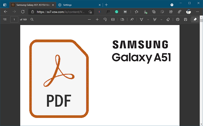 Fix - Stop Edge from Hijacking/Opening PDF Files - (Workaround)